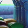 Obstacle de l'espace gonflable