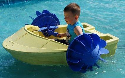 bateau pour enfants