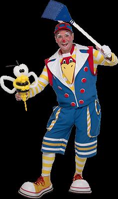 clown-spring