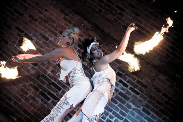 Artistes de feu