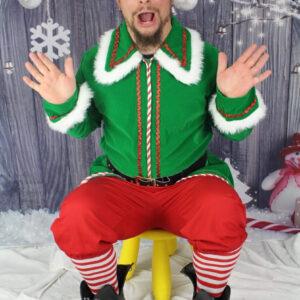 Costume d'Elf lutin