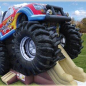 Glissade monster truck
