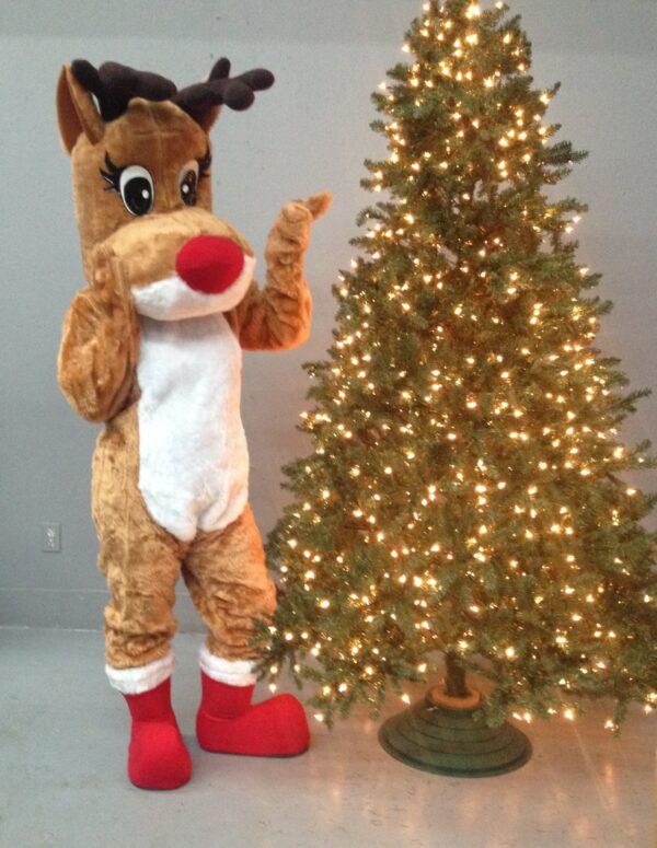 Rudolf le renne du Père Noël