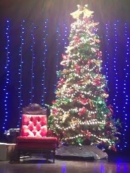 Chaise du Père Noël (mini)