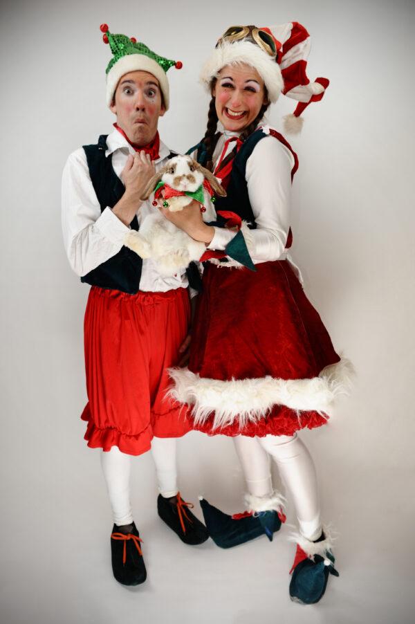 24 heures avant Noël: Satine et Grolot enquêtent