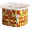 sauce au fromage nachos