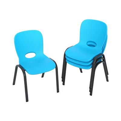 chaise enfant (bleu)