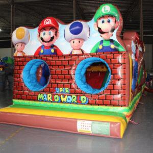 La Course Mario Bros
