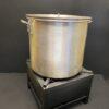 Chaudron et brûleur à blé d'Inde 40 litres