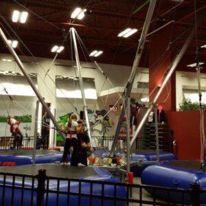 Bungee trampoline (jumpaï)