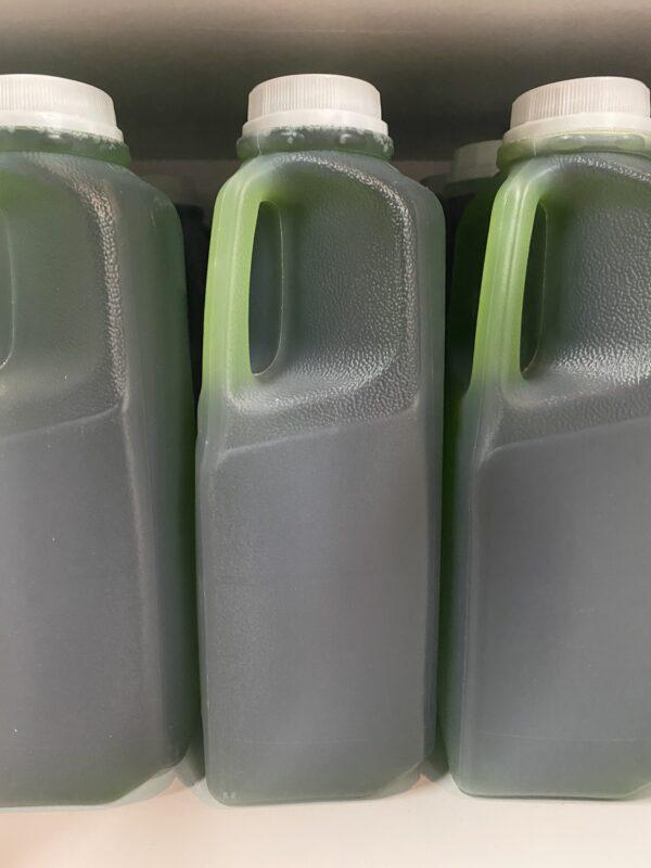 Saveur slush à la lime (verte) 1 litre