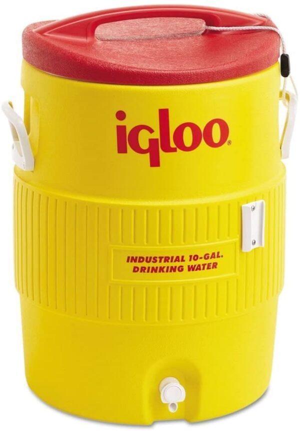 Glacière de type Igloo 10 gallons