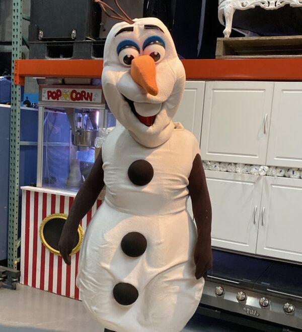 Mascotte d'Olaf