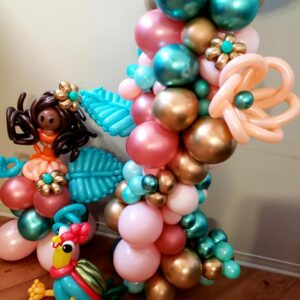 Ballons stylisés sur mesures